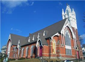First Baptist Church of Ossining