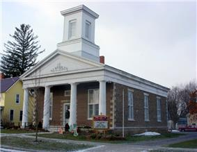 First Baptist Church of Phelps