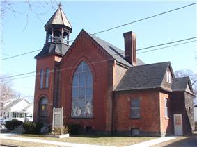 First Baptist Church of Watkins Glen
