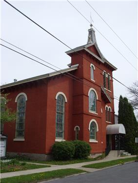 First Baptist Church of Weedsport
