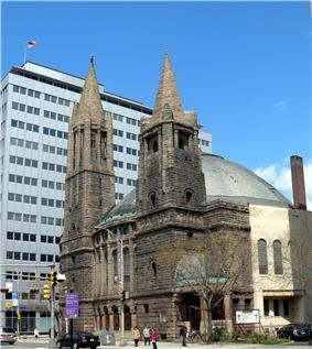 First Baptist Peddie Memorial Church