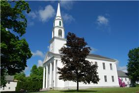 First Church, Mendon