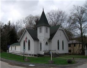 First Methodist Episcopal Church of Parksville