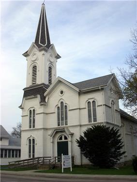First Methodist Episcopal Church of Tioga Center
