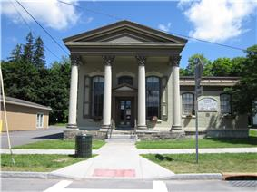 First National Bank of Morrisville