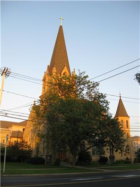 First Presbyterian Church Complex
