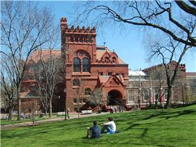 Furness Library, School of Fine Arts, University of Pennsylvania