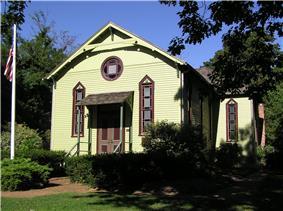 Fisk Chapel