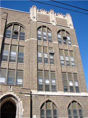 Thomas Fitzsimons Junior High School