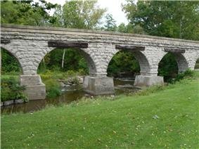 Avon Five Arch Bridge
