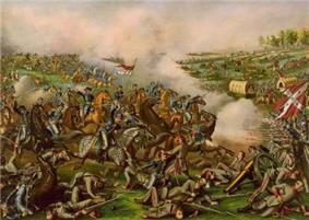 Five Forks Battlefield