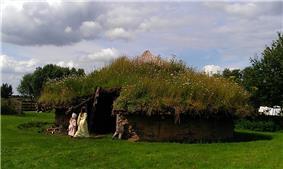 Flag Fen Bronze Age Roundhouse.jpg