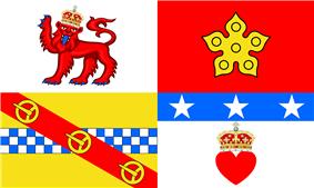 Flag of AngusAonghas