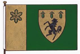 Flag of Brandon