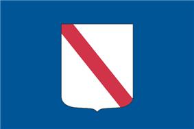 Flag of Campania
