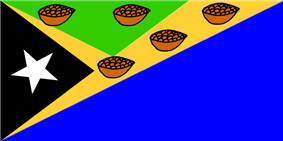 Flag of Cova Lima