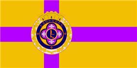Flag of Vagharshapat