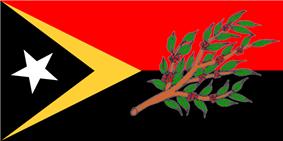 Flag of Ermera