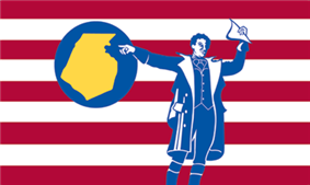 Flag of Frederick County, Maryland
