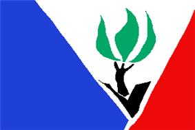 Flag of Hazelwood, Missouri