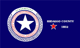 Flag of Hidalgo County, Texas