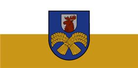 Flag of Jelgava Municipality