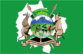 Flag of Laikipia County
