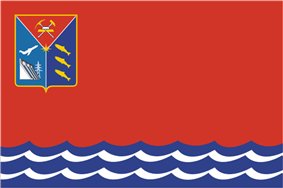 Flag of Magadan Oblast