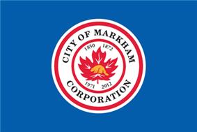 Flag of Markham
