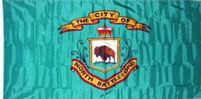 Flag of North Battleford