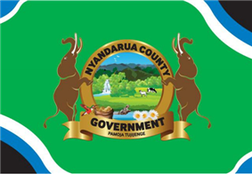 Flag of Nyandarua County