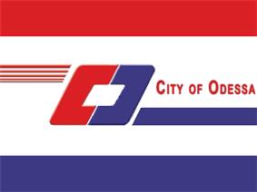 Flag of Odessa, Texas