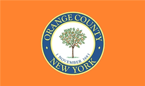 Flag of Orange County, New York