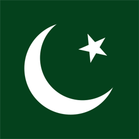 Flag of Gilgit—Baltistan