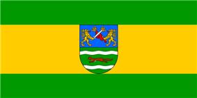 Flag of Požega-Slavonia County