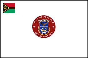 Flag of Port Vila