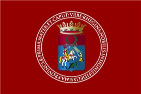 Flag of Reggio Calabria