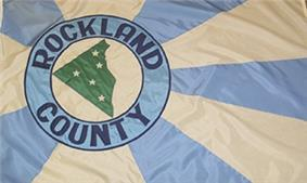 Flag of Rockland County, New York