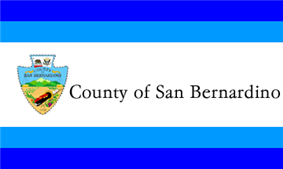 Flag of San Bernardino County, California