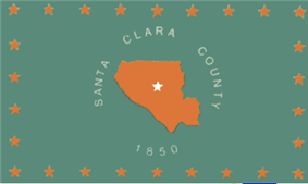 Flag of Santa Clara County, California