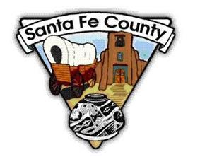 Flag of Santa Fe County, New Mexico
