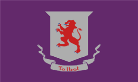 Flag of Talbot County, Maryland