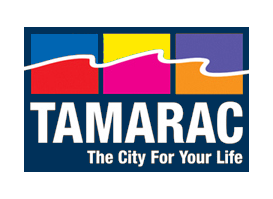 Flag of Tamarac, Florida