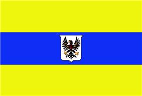 Flag of Trento
