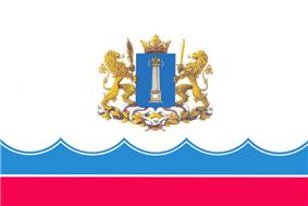 Flag of Ulyanovsk Oblast