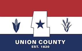 Flag of Union County, Ohio