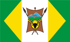 Flag of West Pokot County