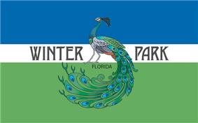 Flag of Winter Park, Florida