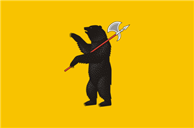 Flag of Yaroslavl Oblast