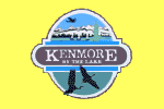 Flag of City of Kenmore